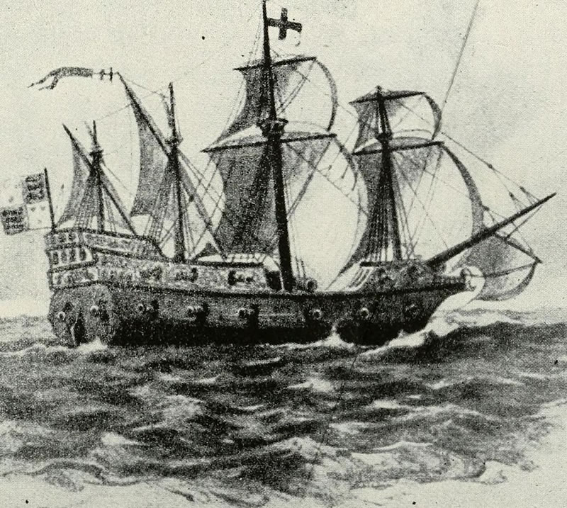 original golden hind